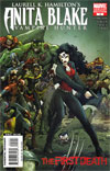 Anita Blake Vampire Hunter First Death #2 Cover B Zombie Variant Cover