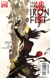 Immortal Iron Fist #10 Cover B Zombie Variant Cover