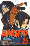Naruto Vol 25 TP