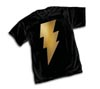 Black Adam Metalix Symbol T-Shirt Large