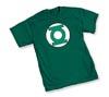 Green Lantern Symbol Youth T-Shirt Large