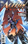 Action Comics #860 Cover B Incentive Steve Lightle Variant Cover
