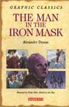 "Barrons Graphic Classics Man In The Iron Mask TP  <font color=""#FF0000"" style=""font-weight:BOLD"">(CLEARANCE)</FONT>"