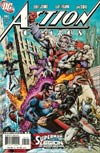 Action Comics #861 Cover B Incentive Mike Grell Variant Cover