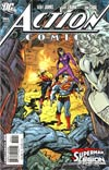 Action Comics #862 Cover B Incentive Keith Giffen Variant Cover