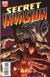 Secret Invasion #1 Cover B Incentive Steve McNiven Variant Cover