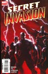 Secret Invasion #1 Cover A 1st Ptg Regular Gabrielle Dell Otto Cover