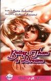 Better Than A Dream Novel