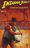 Indiana Jones Fate Of Atlantis #1 w/ Cards