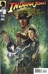 Indiana Jones And The Kingdom Of The Crystal Skull #2 Hugh Fleming Cover