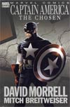 Captain America The Chosen HC Book Market Edition