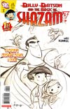Billy Batson And The Magic Of SHAZAM #1 Incentive Mike Kunkel Variant Cover