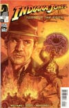 Indiana Jones And The Tomb Of The Gods #1