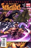 Incredible Hercules #118 2nd Ptg Sandoval Variant Cover (Secret Invasion Tie-In)