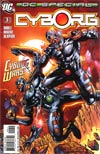 DC Special Cyborg #3