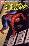 Amazing Spider-Man Vol 2 #568 Cover D Incentive John Romita Sr Variant Cover