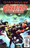 Guardians Of The Galaxy Vol 2 #5 Regular Clint Langley Cover (Secret Invasion Tie-In)