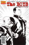 Boys #23 Incentive John Cassaday Black & White Variant Cover