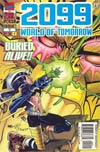 2099 World Of Tomorrow #2 Without Card