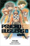 "Psycho Busters Novel Book 3 TP  <font color=""#FF0000"" style=""font-weight:BOLD"">(CLEARANCE)</FONT>"