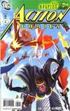 Action Comics #871 Cover A Regular Alex Ross Cover (New Krypton Part 4)