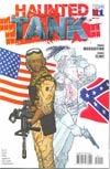 Haunted Tank #1 Cover B Henry Flint