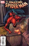 Amazing Spider-Man Vol 2 #581 Cover A Regular Barry Kitson Cover