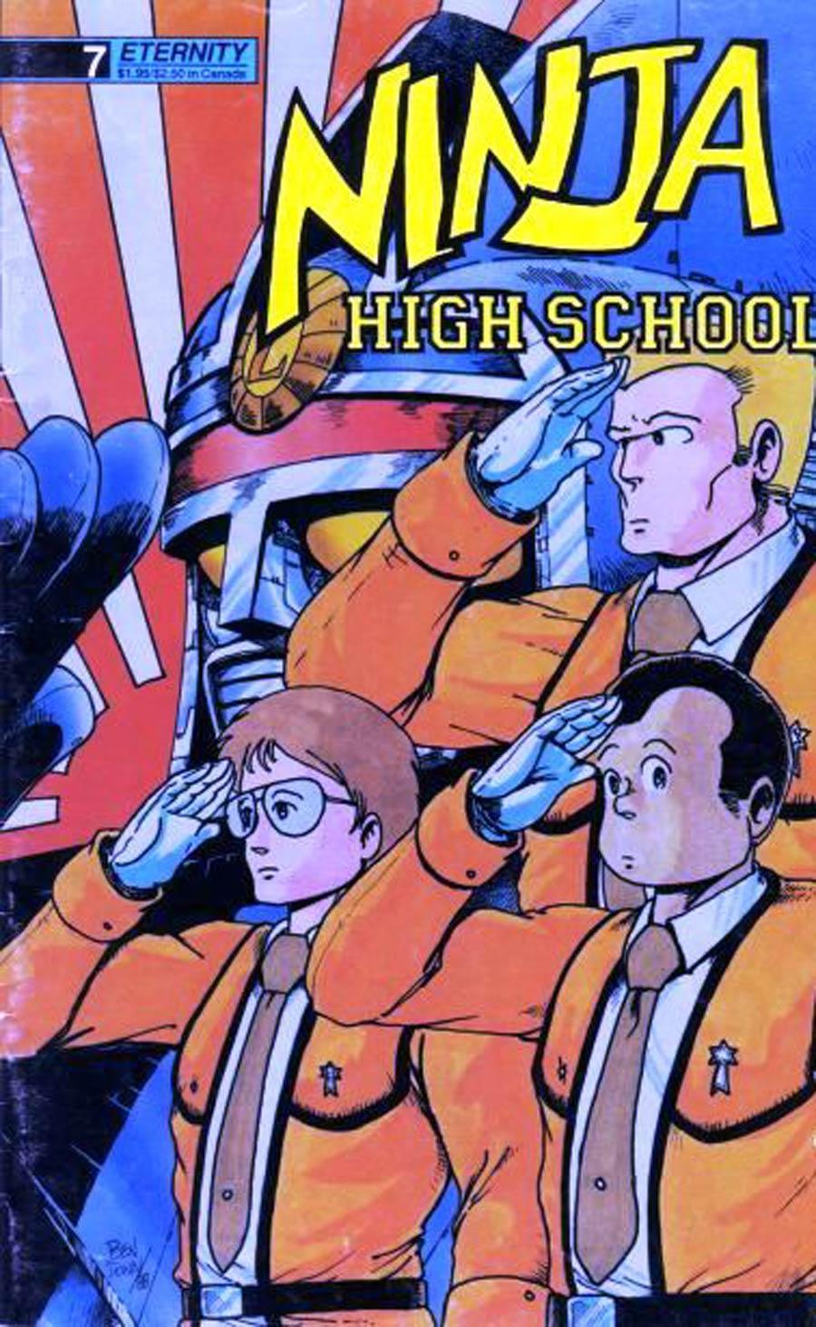 Ninja High School #7
