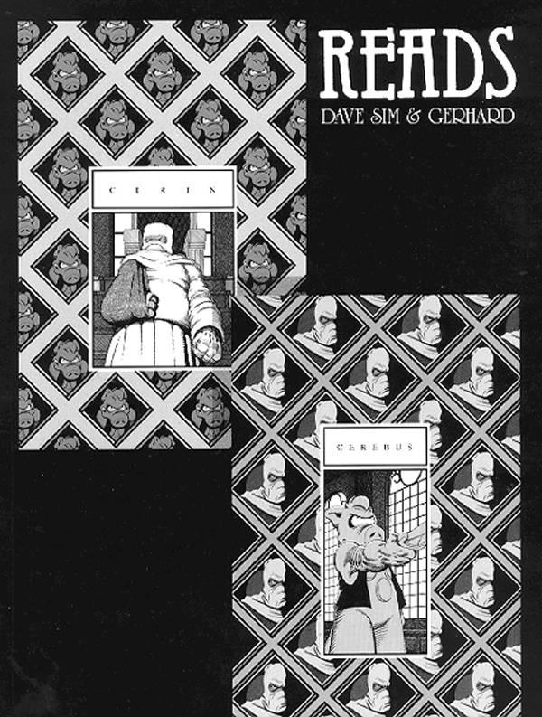 Cerebus Vol 9 Reads TP