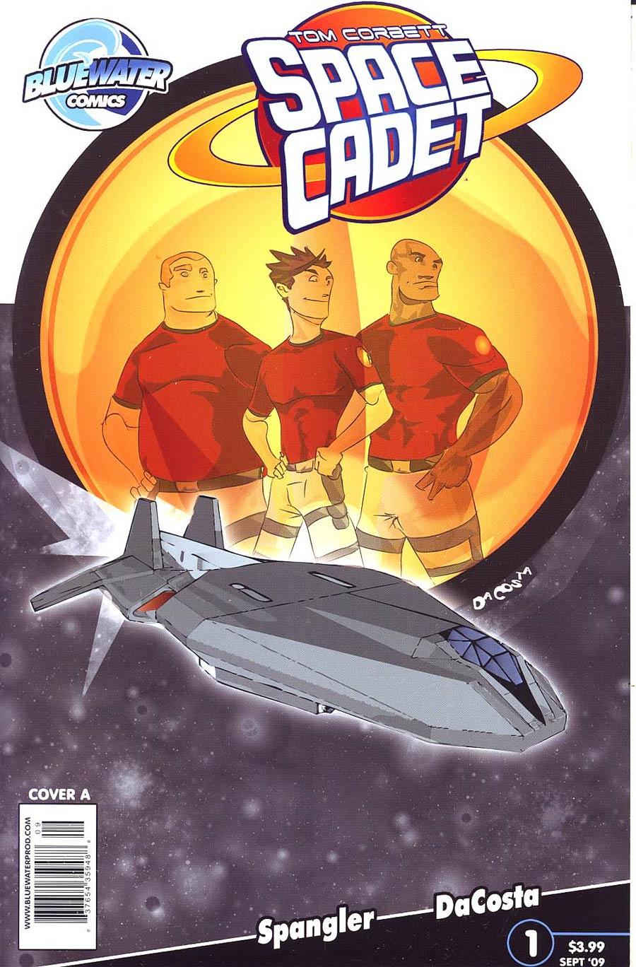 Tom Corbett Space Cadet Vol 3 #1 Cover A