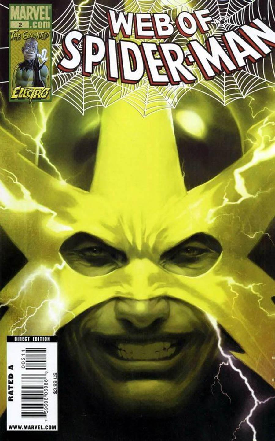 Web Of Spider-Man Vol 2 #2