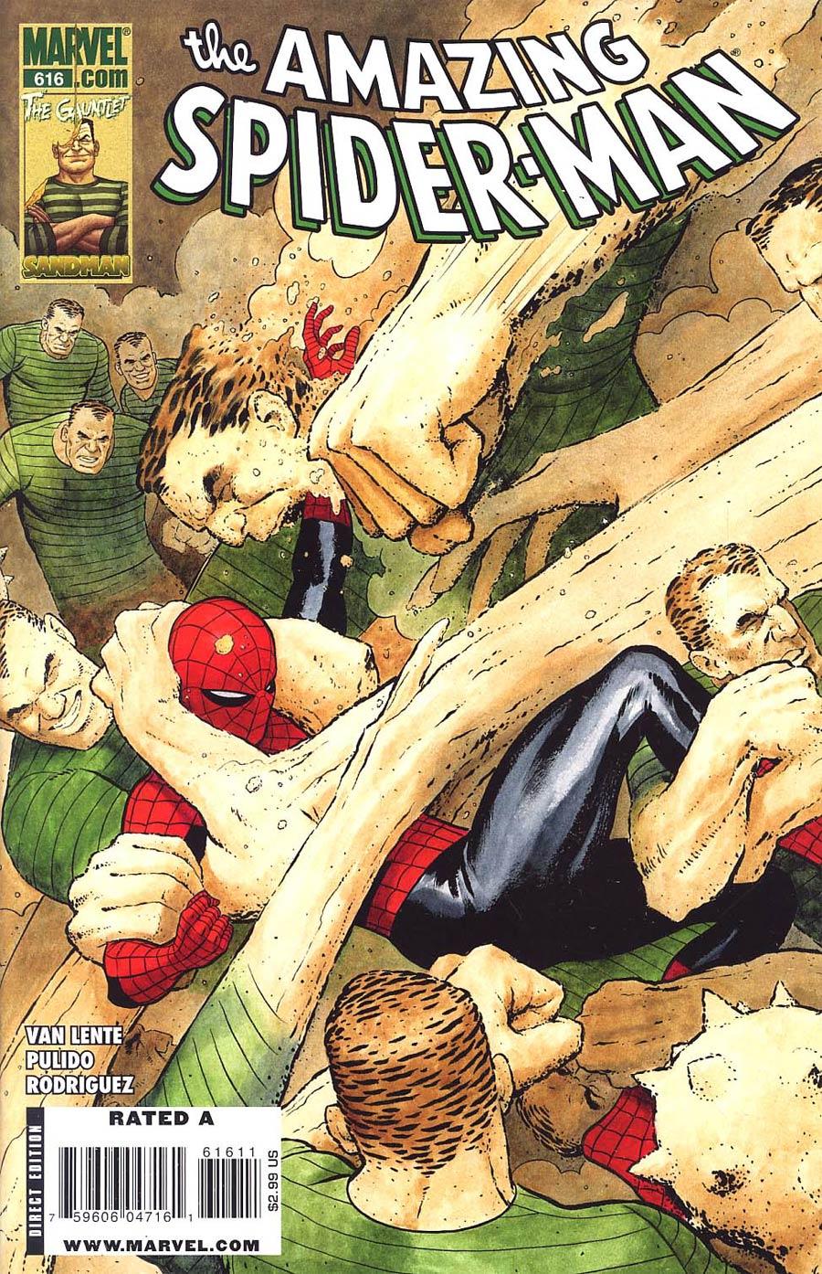 Amazing Spider-Man Vol 2 #616