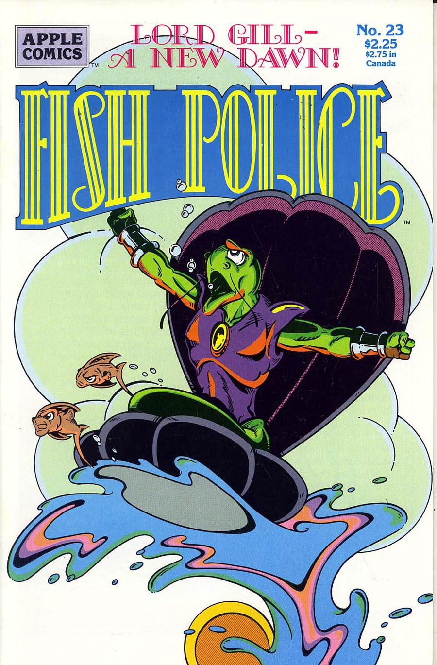 Fish Police Vol 2 #23