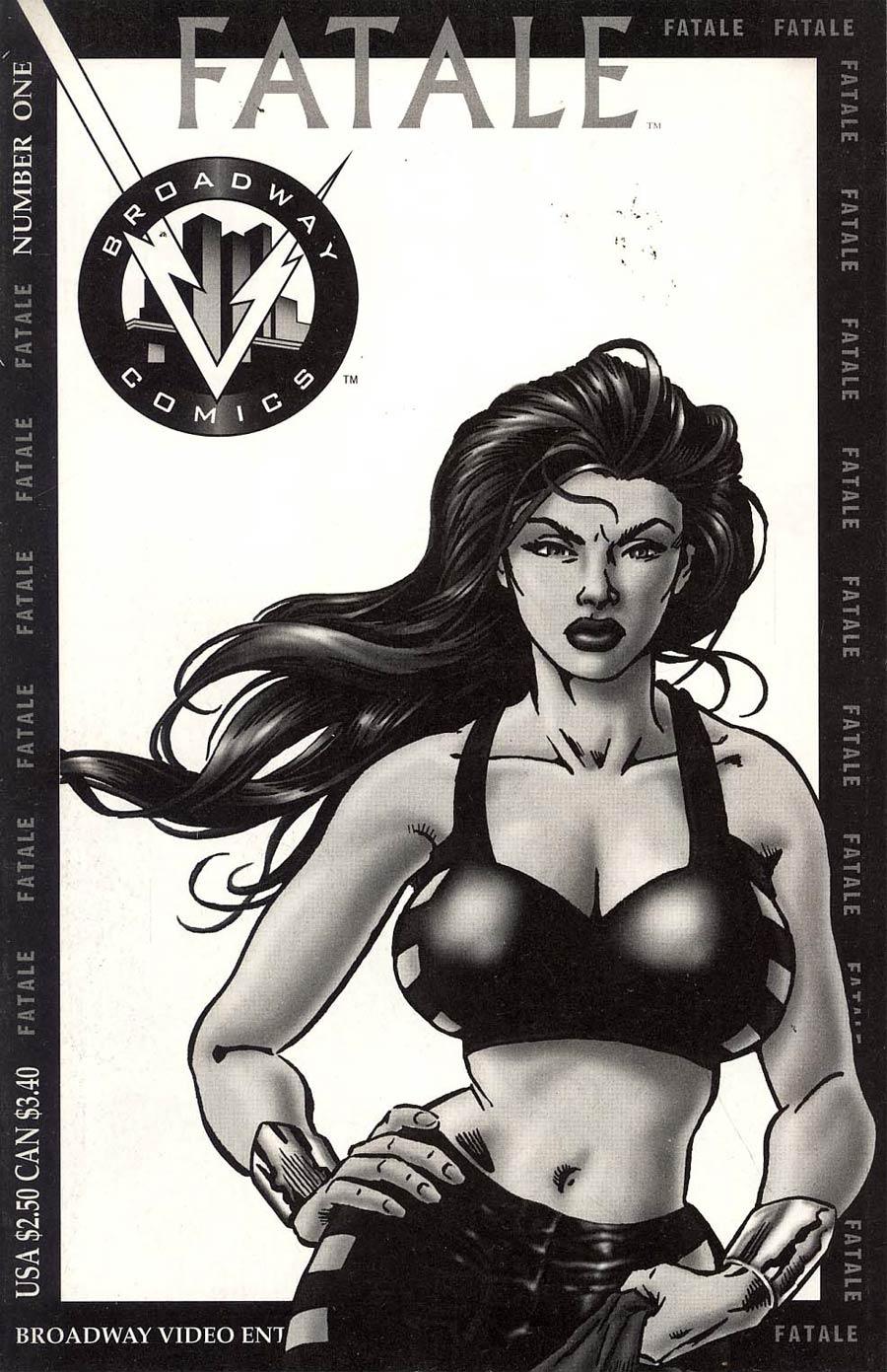 Fatale (Broadway Comics) Preview Edition