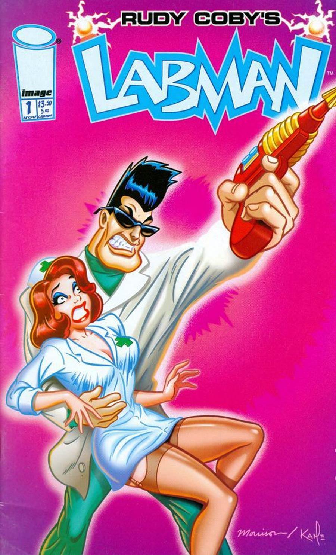 Labman #1 Cover B Bill Morrison Cover