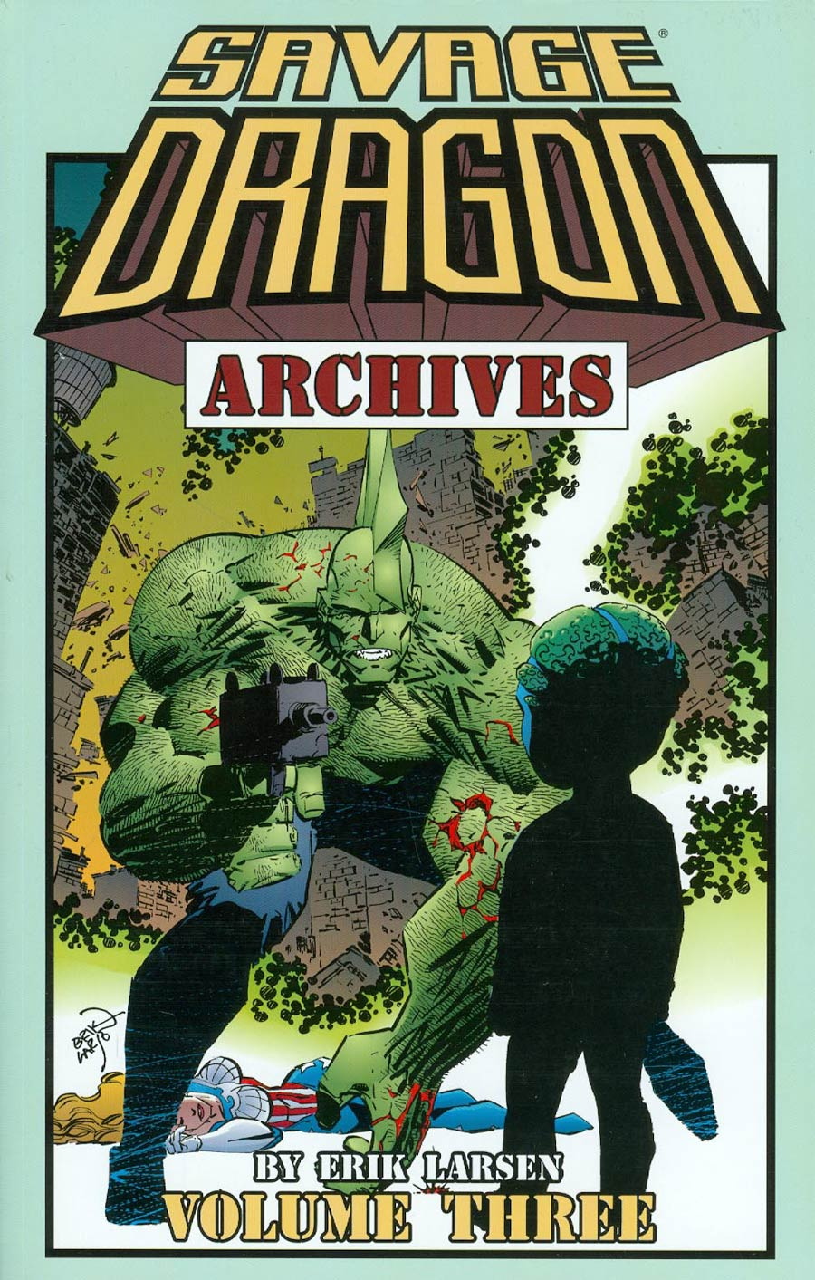 Savage Dragon Archives Vol 3 TP
