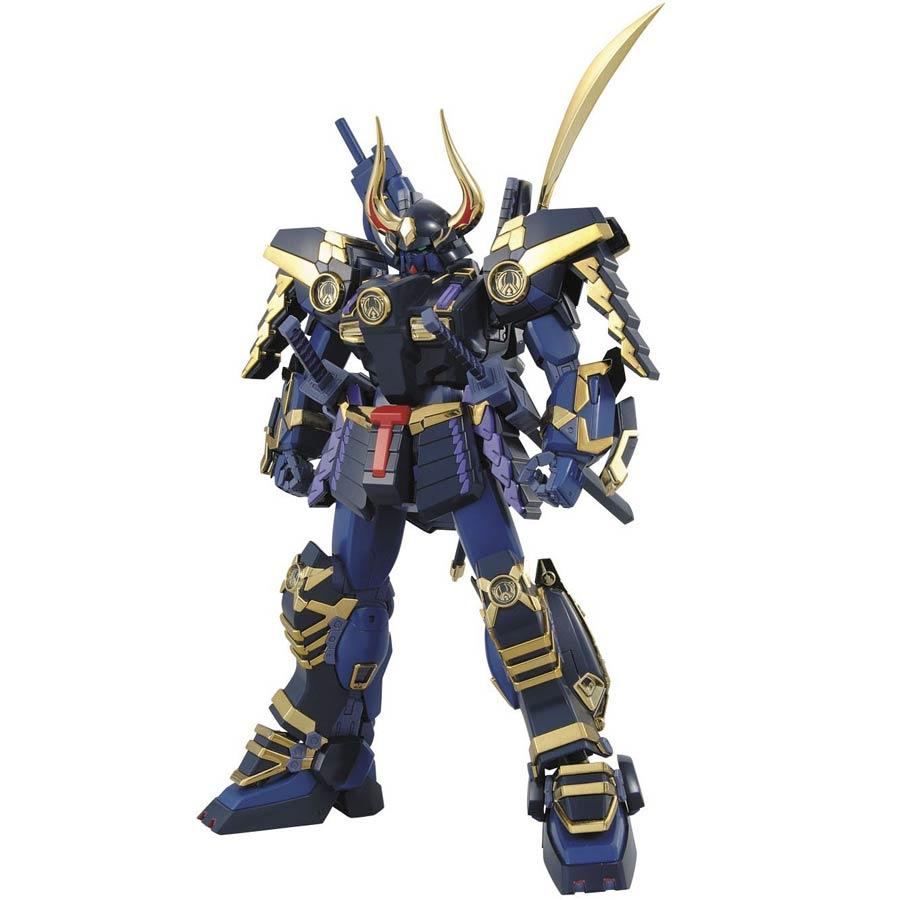 Gundam Master Grade 1/100 Kit -  Musha Gundam Mk-II