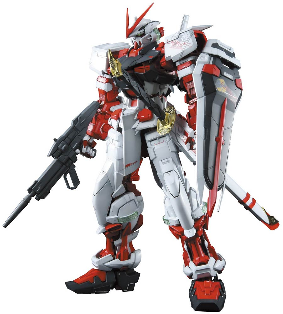 Gundam Perfect Grade 1/60 Kit - MBF-P02 Gundam Astray (Red Frame)