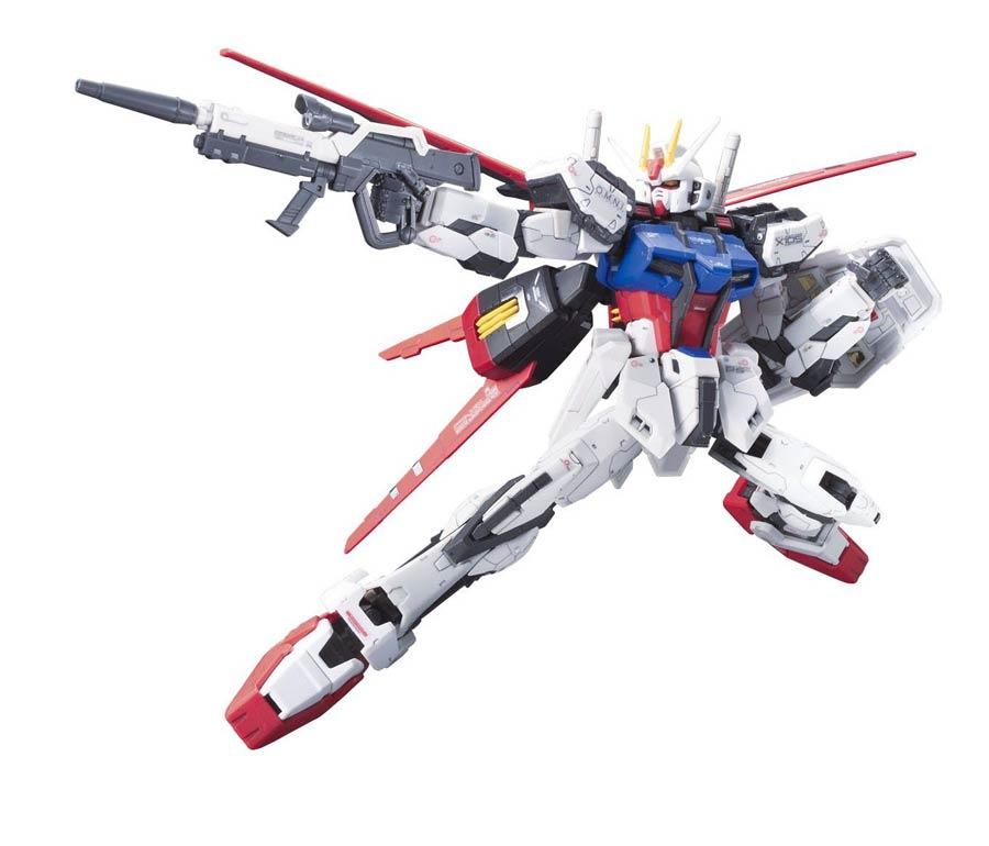 Gundam Real Grade 1/144 Kit #03 Aile Strike Gundam