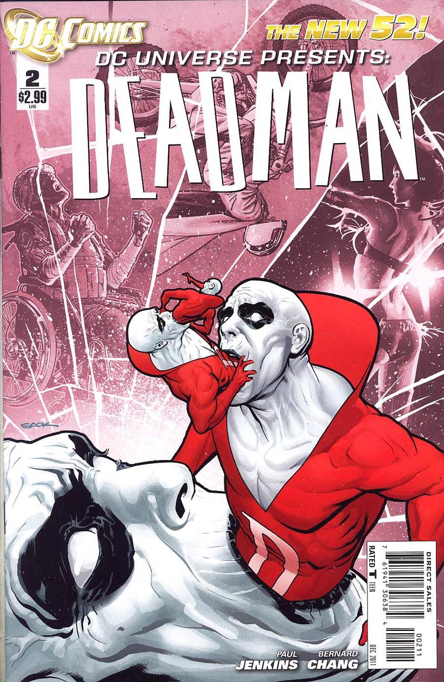DC Universe Presents #2