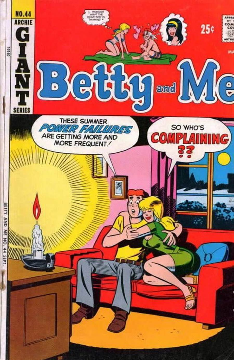 Betty And Me #44