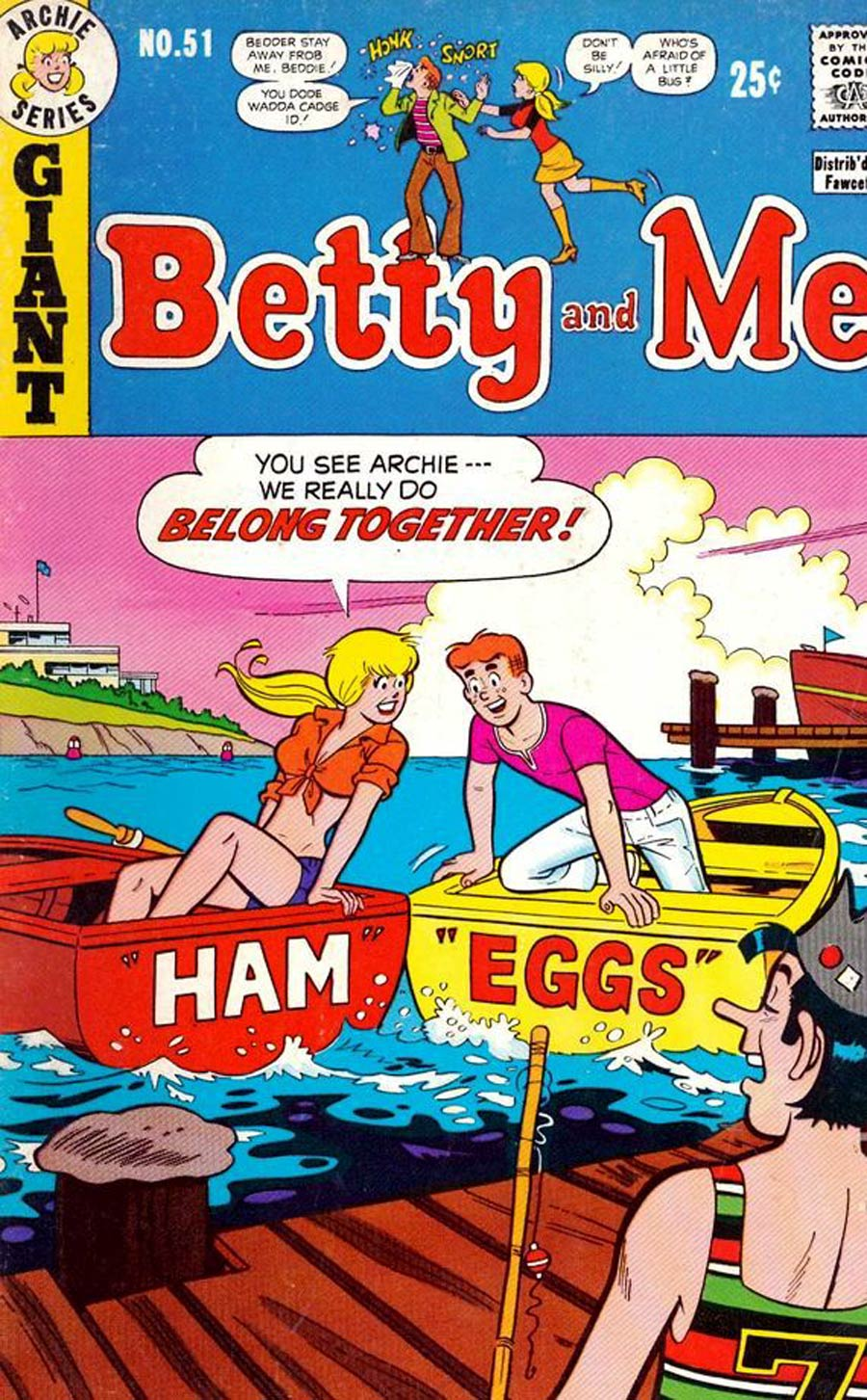 Betty And Me #51