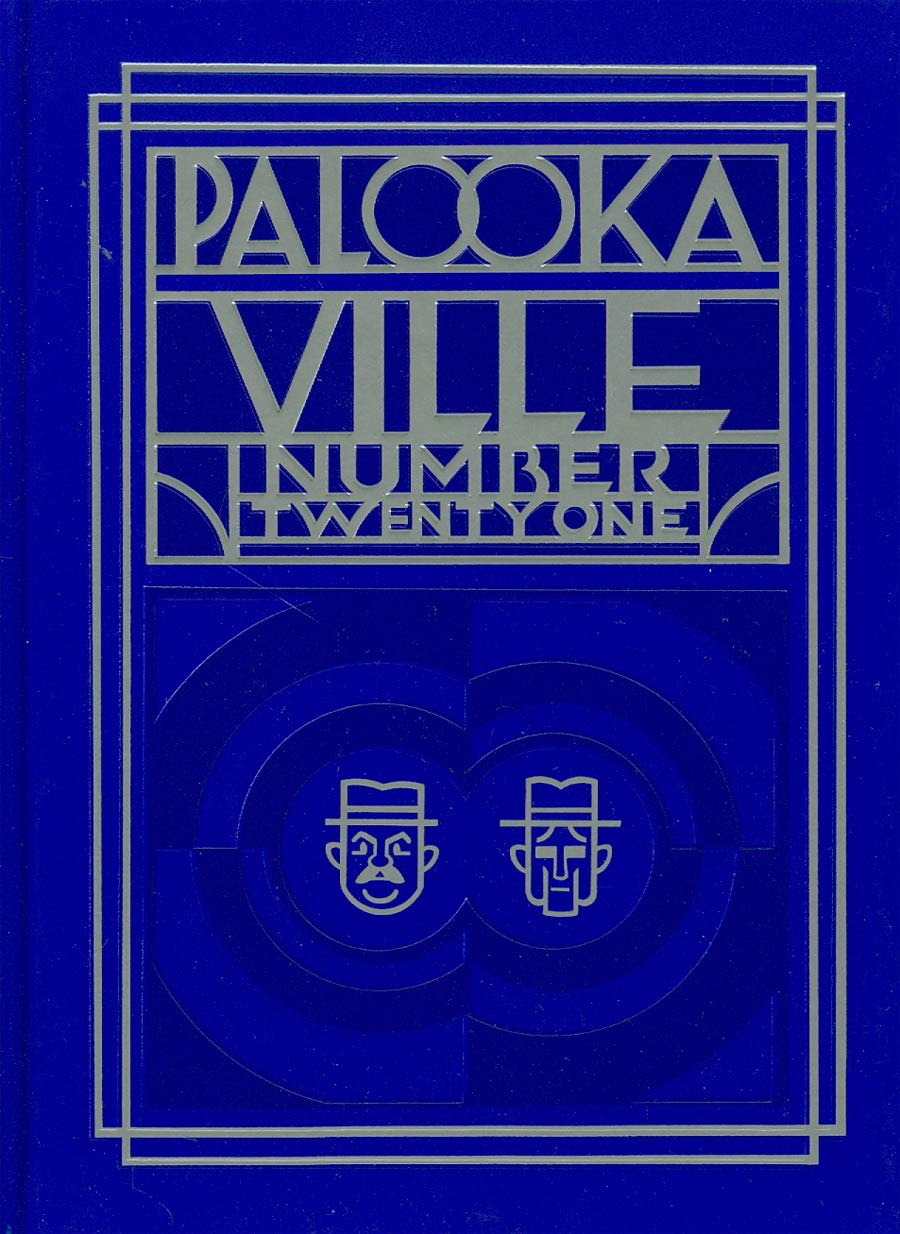Palookaville Vol 21 HC