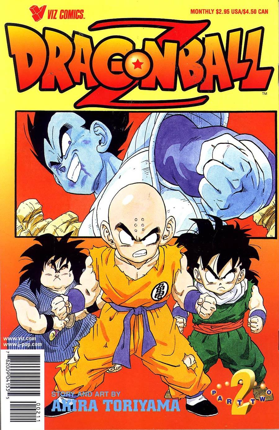 Dragon Ball Z Part 2 #2