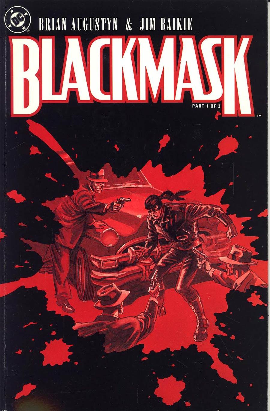 Black Mask #1