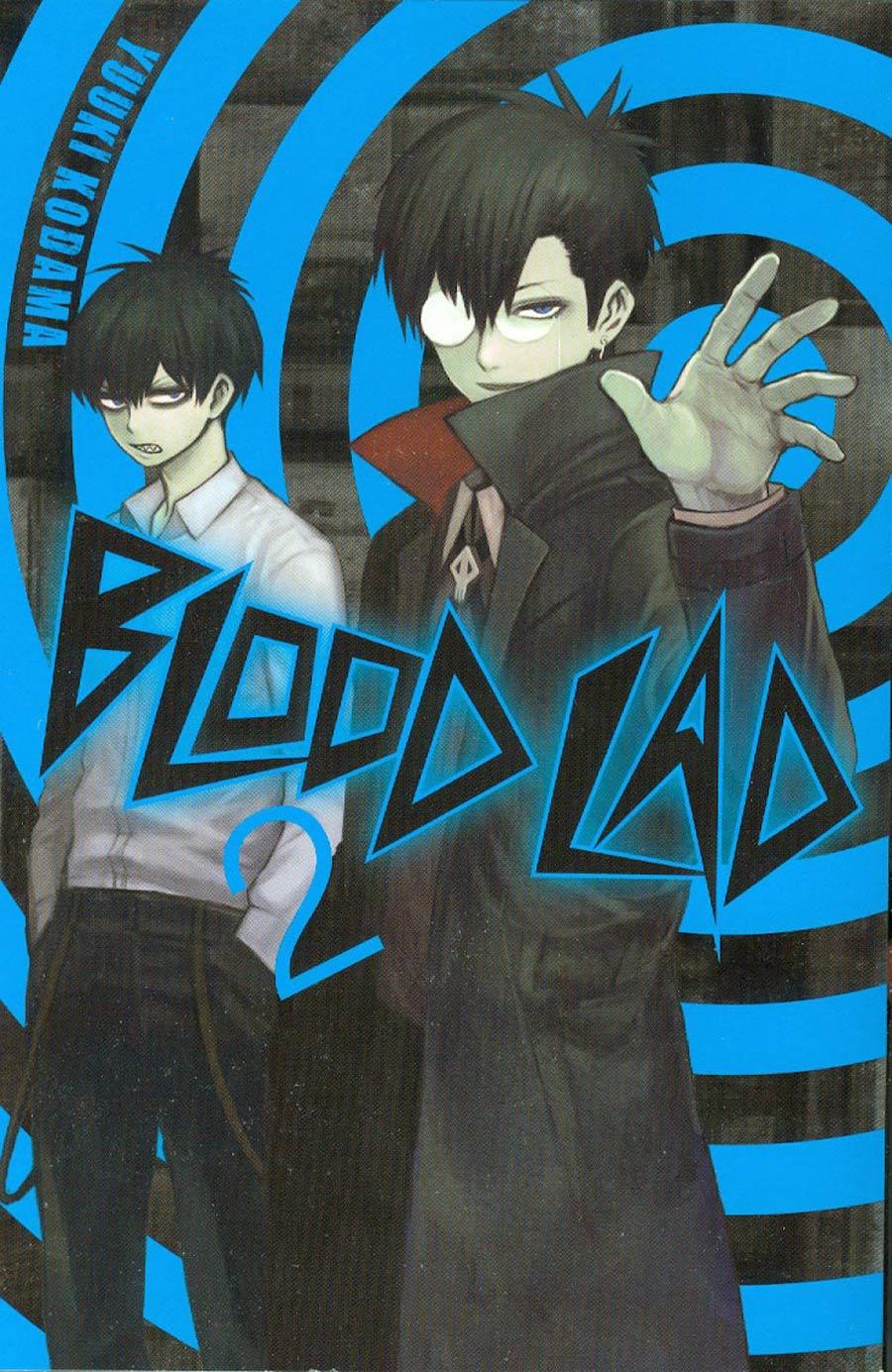 Blood Lad Vol 2 TP