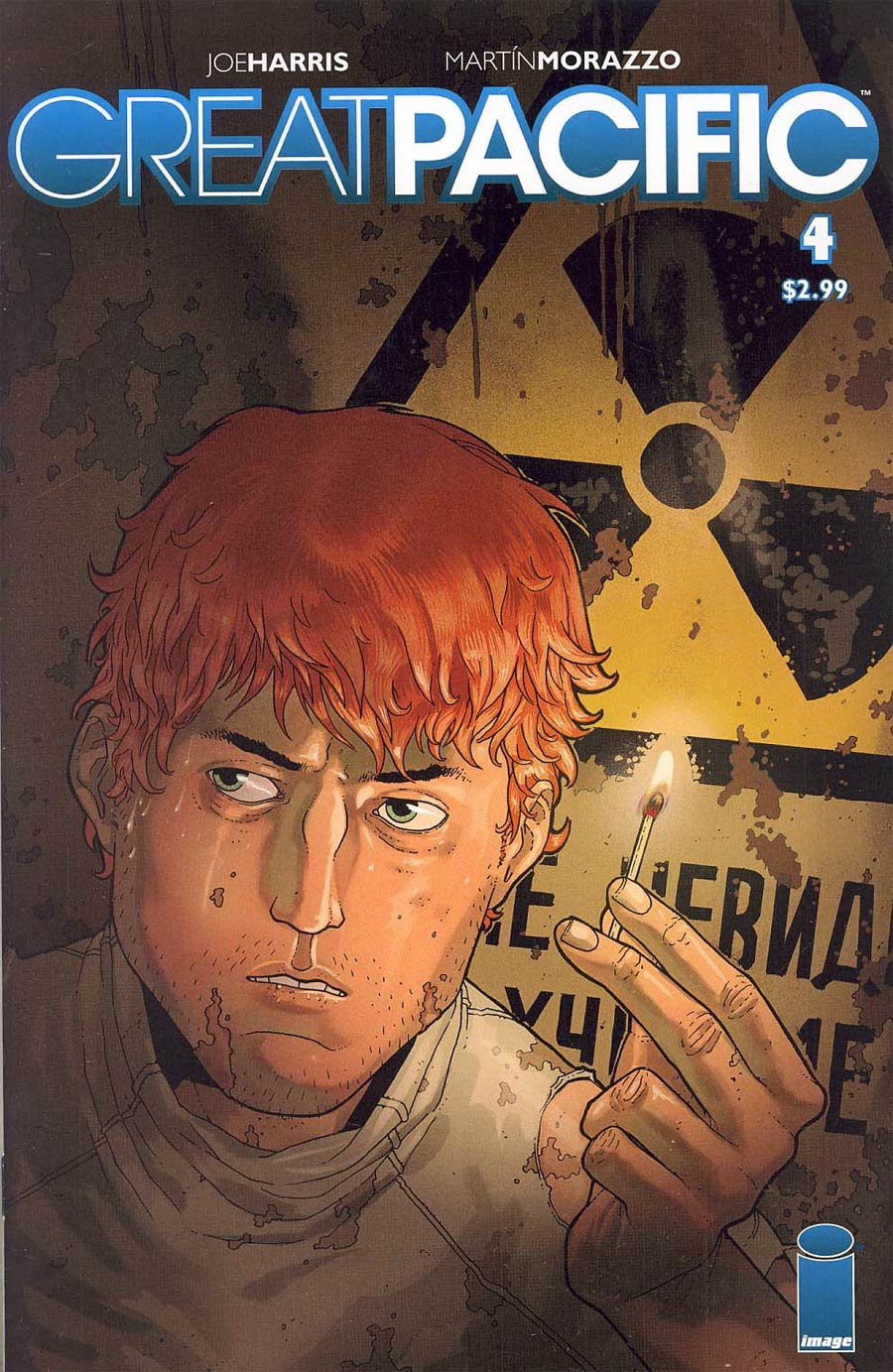 Great Pacific #4 Cover A