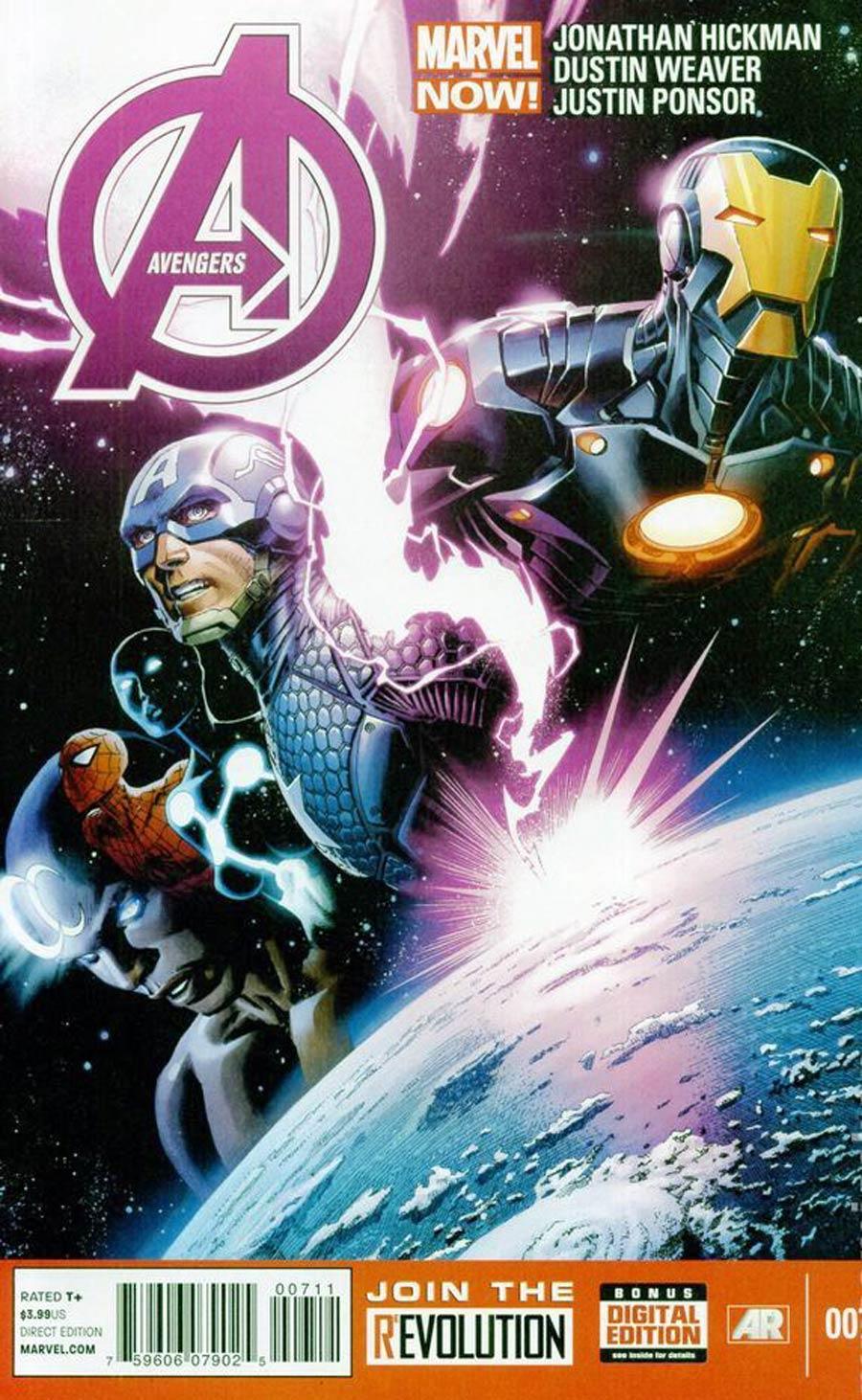 Avengers Vol 5 #7