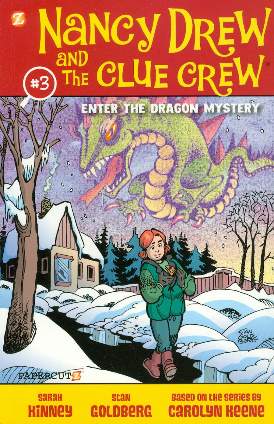 Nancy Drew And The Clue Crew Vol 3 Enter The Dragon Mystery TP