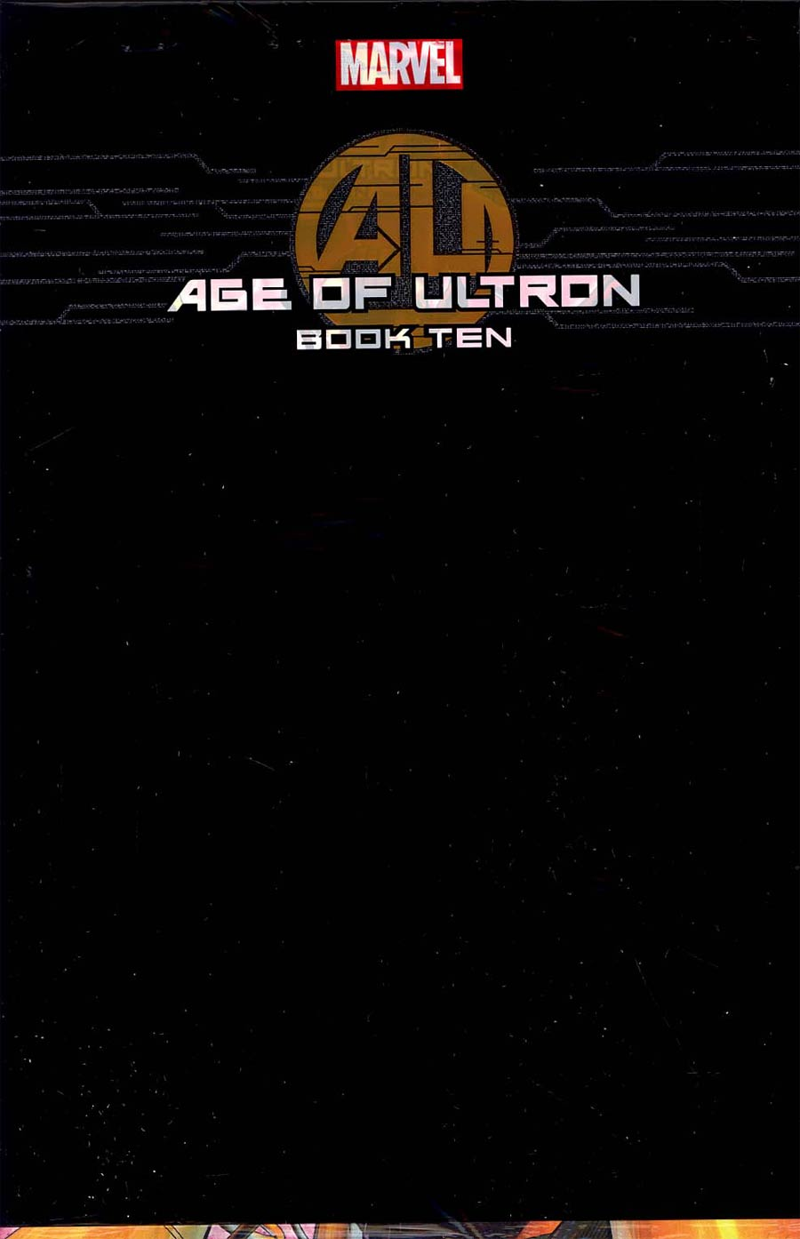 Age Of Ultron #10 Cover A Regular Brandon Peterson Cover With Polybag